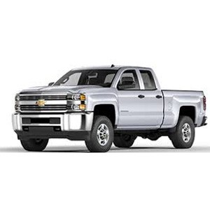 2019 4X2, Extended Cab, Long Bed, Chevy Silverado 3500, 1 ...
